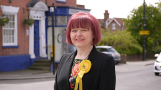 Karen Chilvers Lib Dem Snap election 2017 (V J Kavanagh)