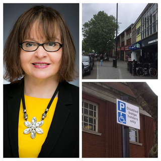 Karen Chilvers - Blue Badge - Brentwood