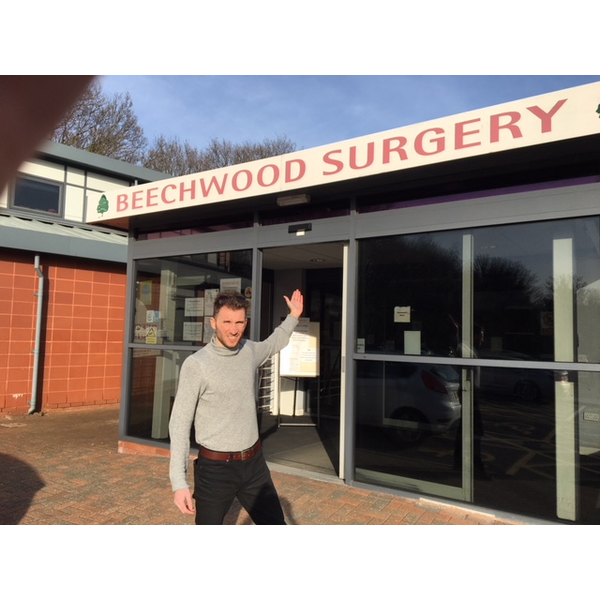 Beechwood Surgery, Pastoral Way, Brentwood - with Dominic Naylor