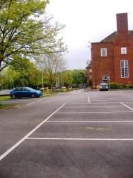Brentwood Town Hall Car Park
