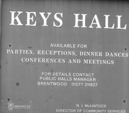 Keys Hall