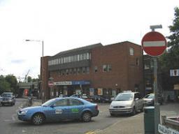 Shenfield Rail Station