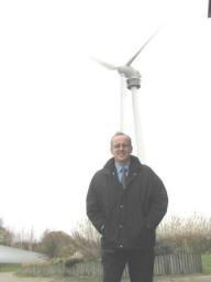 Cllr David Kendall at Swaffham 1