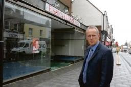 Kendall: Brentwood retailers need action now.