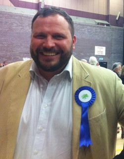 Cllr Chris Hossack