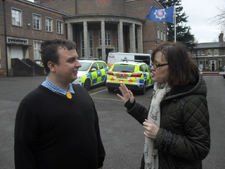 The Liberal Democrats fought against the closure of Brentwood Police Station (Stephen Robinson)