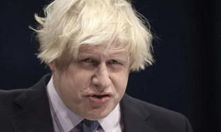 Boris Johnson demeans the office he holds