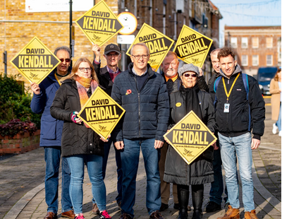 Lib Dems in Brentwood November 2019