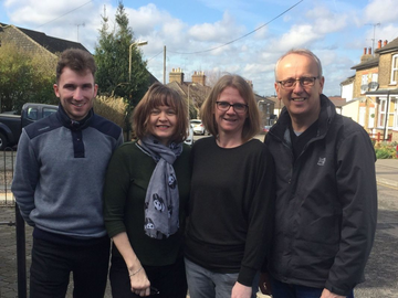 The Brentwood West Councillors (Karen Chilvers)