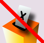 Voting box graphic - Demarchy from  wikimedia.org (Demarchy from  wikimedia.org)