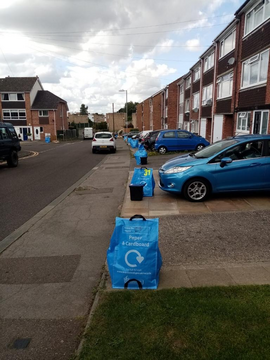Brentwood recycling (Brentwood Borough Council)