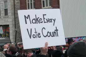 Make Votes count
